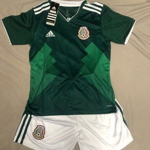 Mexico kids match set